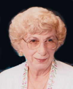 Maxine Parsley, 1928 - 2012