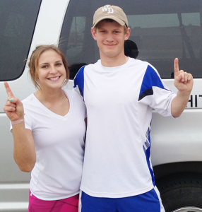 WD Tennis Mixed Doubles Team