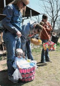 Webb's Easter