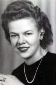 Edna Mae Carroll 1928 - 2013