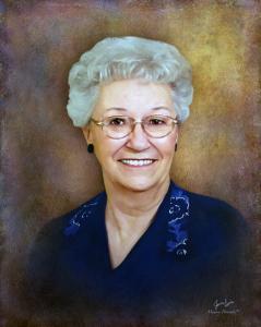 Betty Biggs 1932 - 2013