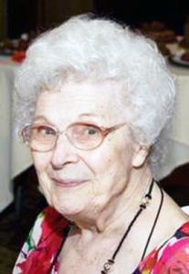 Edna Wanda Reinart 1922 - 2013