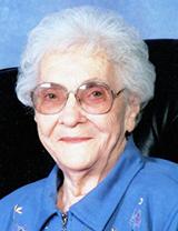 "Etta Martiel ""Carly"" Reynolds Webb 1916-2013"