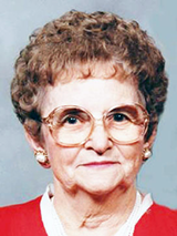 Mary Gertrude Clay Andrews 1920 - 2013