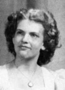 Iris Jean Parks 1936 - 2013