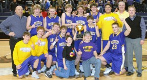 2013-2014 Panhandle Panthers - Regional Quarter Final Champions Photo courtesy of Tammy Jewett Wendel