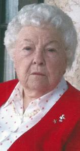 Sarah Alice Haskins 1922 - 2014