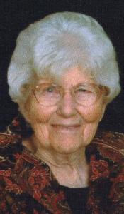 """Janet """"Sis"""" Rinehart 1928 - 2014"""