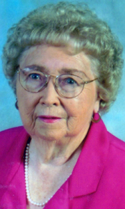 Evelyn Irene Cox Metcalf 1919 - 2014