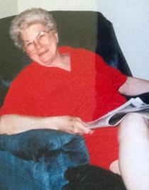 Naoma Louise Mooring Spann 1930 -2014