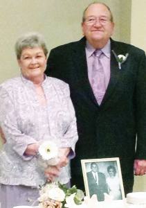 Mr. and Mrs. Billy McMinn 1964 - 2014