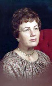 """Loretta Lucille """"Matthews"""" Hiltbrunner 1934 - 2014"""