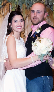 Mr. and Mrs. Matthew Tarver