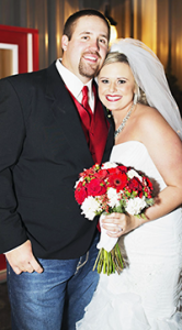 Mr. and Mrs. Casey McAnally