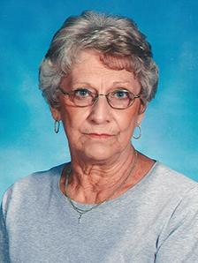 Betty Ann Mitchell 1943 - 2015