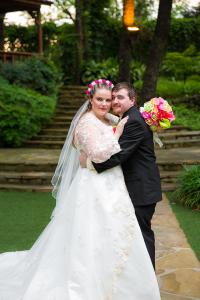Mr. and Mrs. Terence David Jones