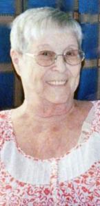 Clara Jane Oldfield Williamson 1930 - 2015