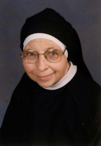 Sister Mary Frances Dembeck 1938-2016