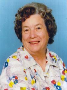 "Dorothy ""Dot"" Louise Schroeder 1928 - 2013"