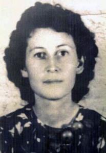 Sadie Sena Martinez 1921 - 2013