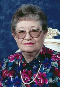 Montella Thaxton 1922 - 2013